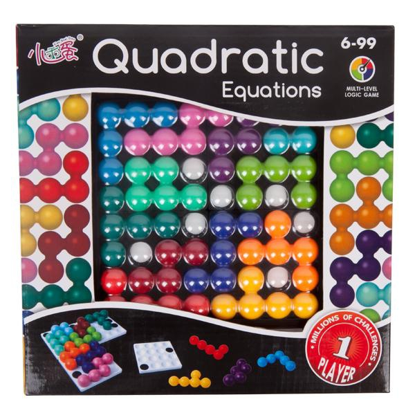 Quadrillion Click and Play  Quadratic Equations
